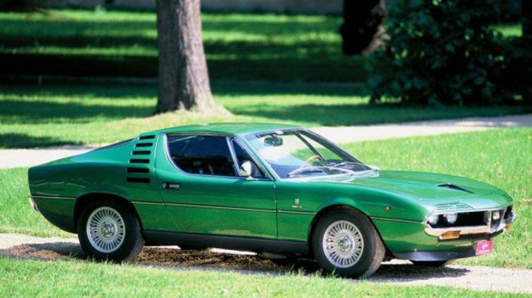 Alfa Romeo Montréal : Un demi-siècle de vie